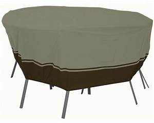Patio furniture cover round table in patio furniture covers for Covers patio furniture