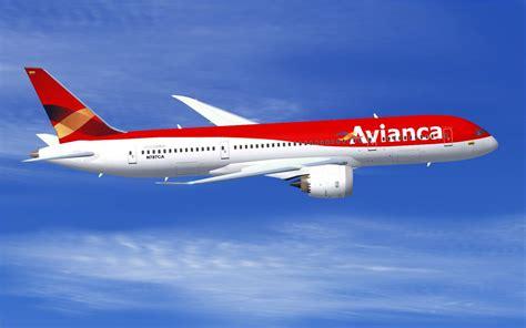 Avianca Boeing 787-8 for FSX