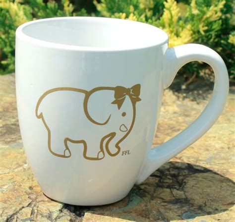 About 37% of these are mugs, 1% are cups & saucers, and 0% are vacuum flasks & thermoses. Ellie The Elephant Coffee Mug- 14 oz | Elephant mugs, Mugs, Elephant decor