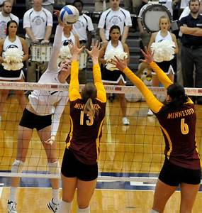 Lions hold off Minnesota in five | Women's Volleyball ...
