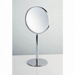 Miroir Maquillage Ikea : miroir grossissant sur pied ~ Teatrodelosmanantiales.com Idées de Décoration