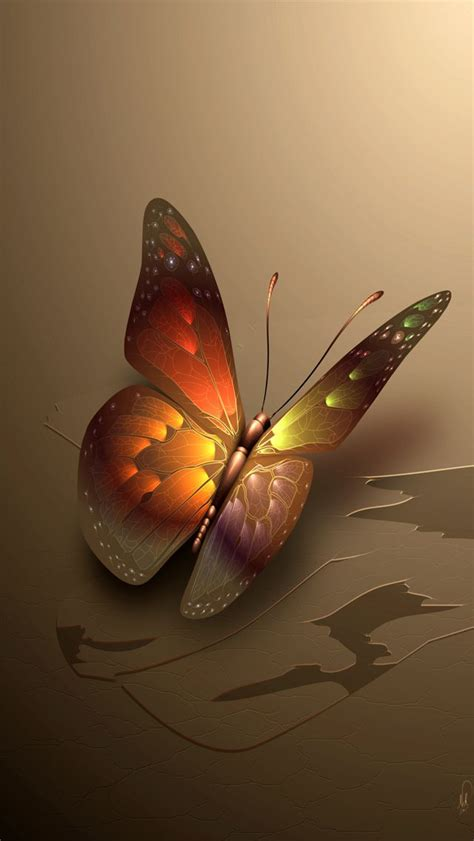 brown butterfly wallpaper gallery