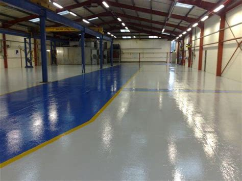 Floor Coating Uk by Epoxy Floor Coating For Broadcrown Uk Industrial Flooring