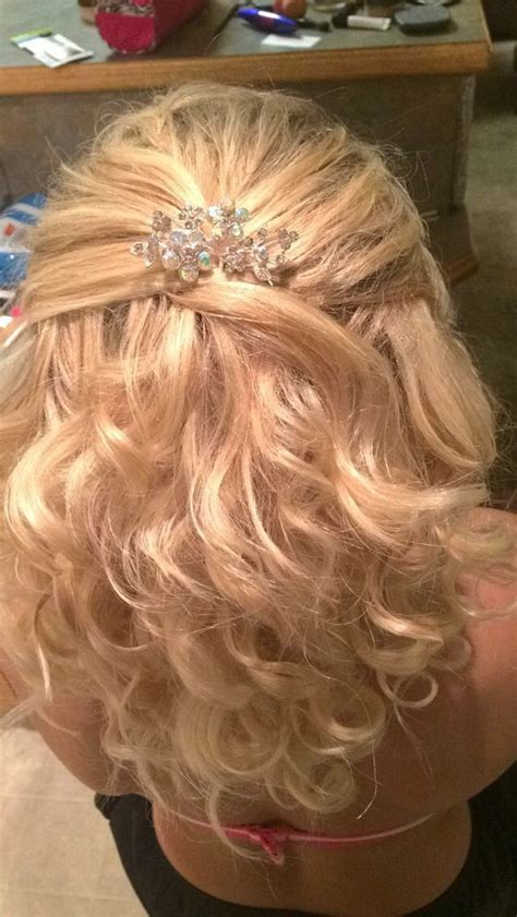 prom hair medium length      strapless