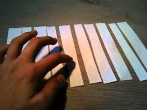 Faire Une Guirlande En Papier : fabriquer une guirlande en papier youtube ~ Melissatoandfro.com Idées de Décoration