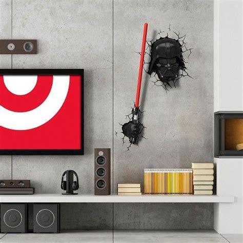 La lampe 3D Star Wars une applique murale pour votre cu00f4tu00e9 obscur