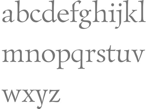 myfonts sophisticated typefaces