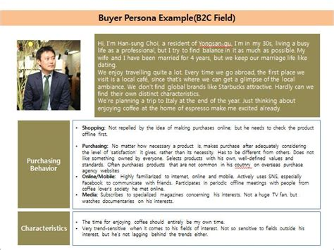 buyer persona template here are 10 buyer persona exles to help you create your own