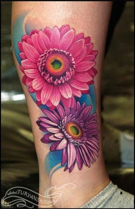 flower tattoos   internet amazingly beautiful