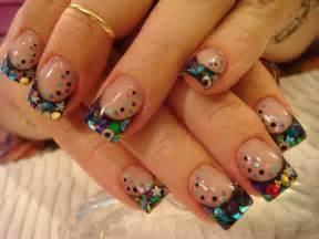 plexiglas design acrylic nail designs nailartdiy