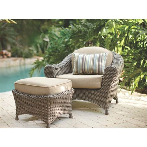 white wicker chair and ottoman outdoor wicker chair with ottoman chairs seating