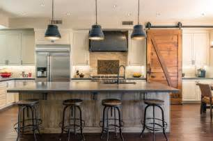 Kitchen Carts And Islands Gilbert Industrial Farmhouse Kitchen And Room