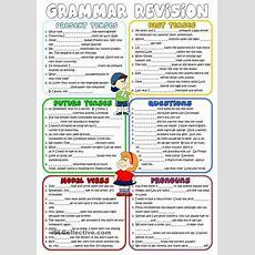 Mixed Tenses  English  Pinterest  English, Worksheets And English Grammar