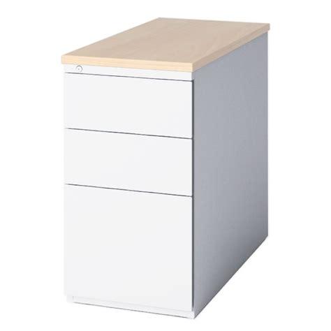 caisson hauteur de bureau 3 tiroirs