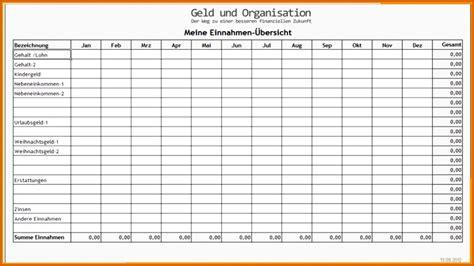 excel tabelle einnahmen ausgaben vorlage vorlagen