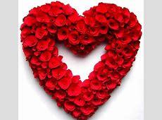 Red Rose Heart Wallpaper WallpaperSafari