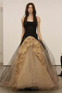 vera wang black wedding dresses pictures popsugar fashion With vera wang black wedding dress