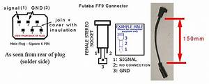 Modding Futaba Tx With Square Connector To Use Phoenix
