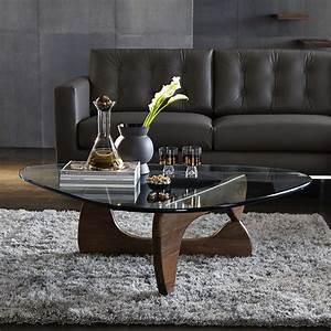 Noguchi Coffee Table : vitra noguchi coffee table walnut at john lewis ~ Watch28wear.com Haus und Dekorationen