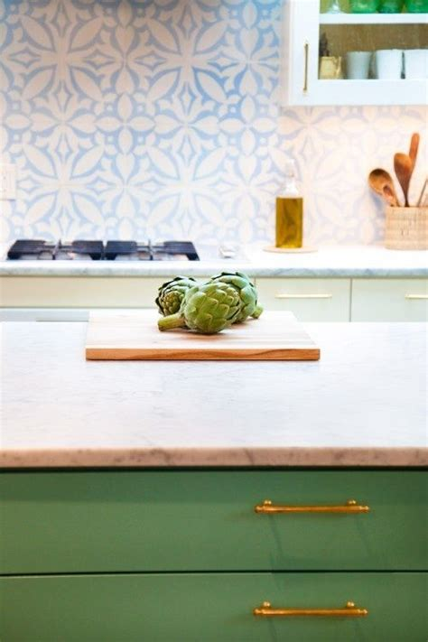 17 best ideas about green kitchen cabinets on
