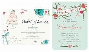 bridal shower invitations from wedding paper divas With wedding paper divas bridal shower