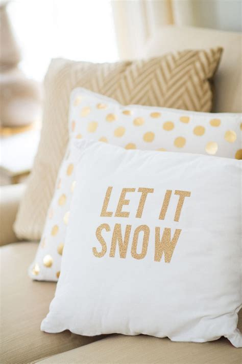white and gold decorative pillows 8 rustic accent pillow ideas to add some coziness this winter 9526