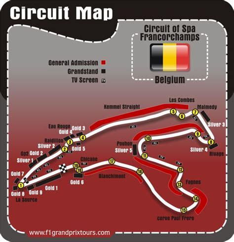 Формула 1: Гонка Гран-при Бельгии 2018 - результаты