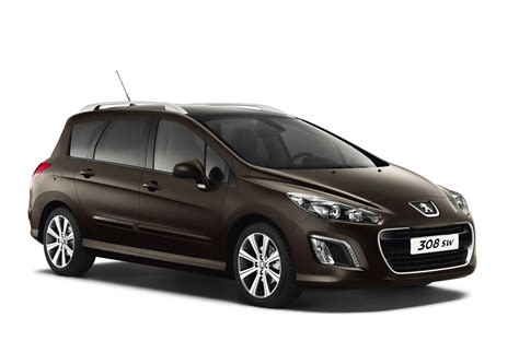 Peugeot 308 Wagon by 2012 Peugeot 308 Gets Front Facelift Europe Car News