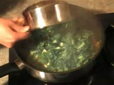comment cuisiner les blettes cuisine indienne végétarienne apprendre facile
