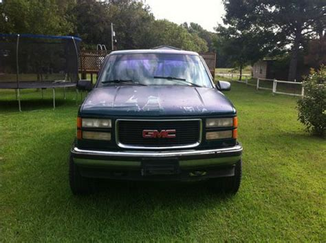 best car repair manuals 1995 gmc 3500 transmission control find used 1995 gmc extended cab manual transmission 305 v8 in jacksonport arkansas united
