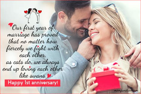 heartwarming wedding anniversary wishes  wife