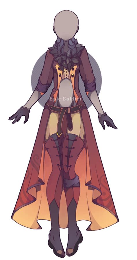 Outfit adoptable 36 (CLOSED) by Epic-Soldier on DeviantArt
