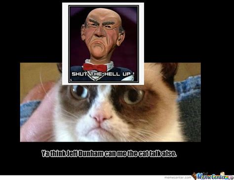 Jeff Dunham Memes - jeff dunham gone wrong by jarnotk meme center