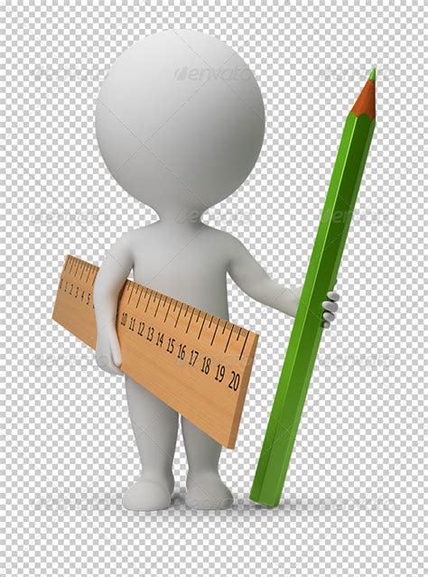 bureau d echange 3d small ruler and pencil ruler fate apocrypha