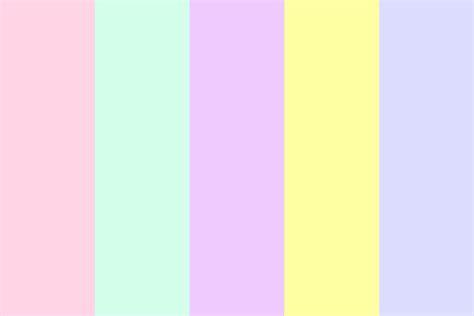 pastel color palette pastels color palette