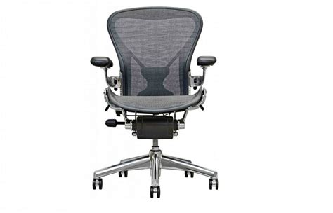Aeron Side Chair Dimensions by Herman Miller Aeron Ergonomic Office Chair Simple Herman
