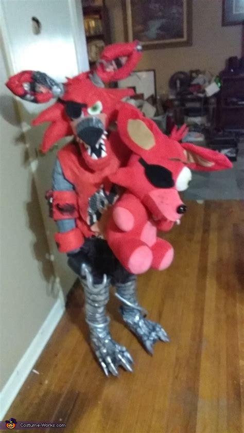 nightmare foxy costume photo