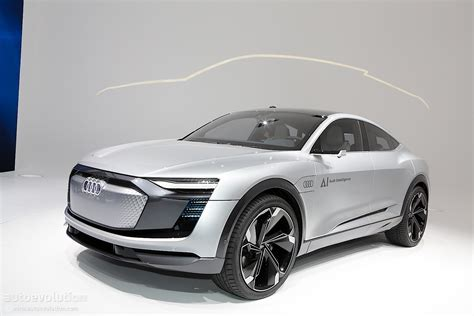 Audi Elaine Concept is an Autonomous Chip off The Old ...