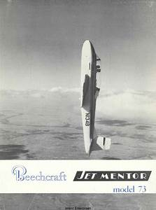 Beechcraft Jet Mentor Model 73 Operating Instructions