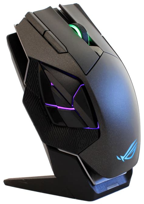 asus mouse gaming rgb spatha wireless wired