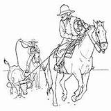 Coloring Cowboy Pages Rodeo Printable Horse Mickey Mouse Toy Story Printabe Sheets Momjunction Colouring Cow Riding Adult Books Drawings Without sketch template