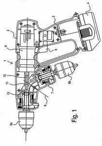 Patent EP1998919B1 - Turret head hand-held drilling ...