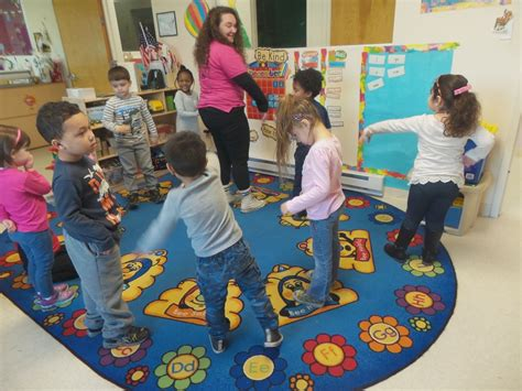 Songs for early childhood development. Music and Movement with our Preschoolers. Getting those muscles moving! | Preschool, Childcare ...