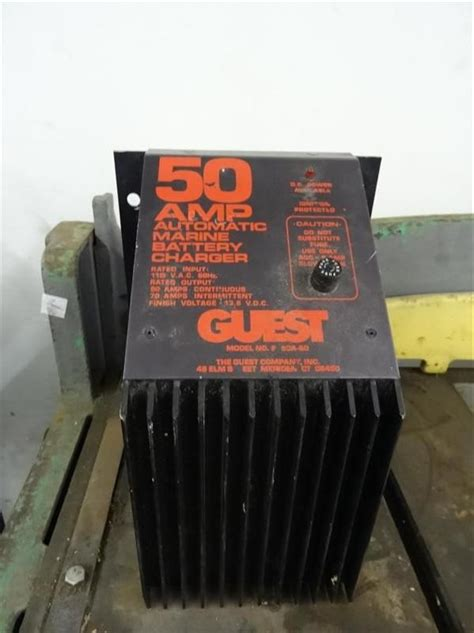 Marine Battery Charger 50 by Guest 50 Marine Battery Charger