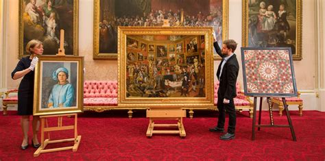 Exhibition Selected By The Prince Of Wales Will Mark Hrh's