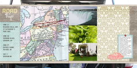 roadtrip ideas ideas for scrapbooking travel when you take a road trip