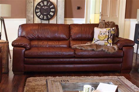 Sofa Shops by Lumina 3 Seater Leather Sofa From Harvey Norman Ireland