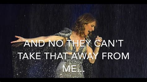 surrender  celine dion karaoke male  youtube