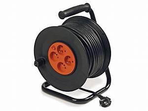 Enrouleur De Cable Electrique : enrouleur de c ble lectrique 40m contact raja ~ Edinachiropracticcenter.com Idées de Décoration