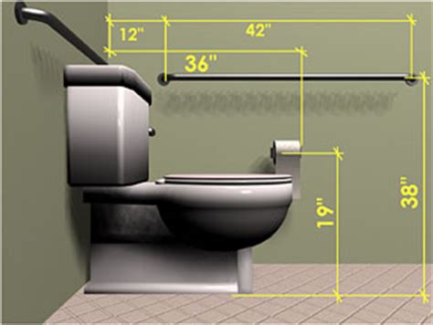 ada toilet height requirements accessible design in housing nycha staff